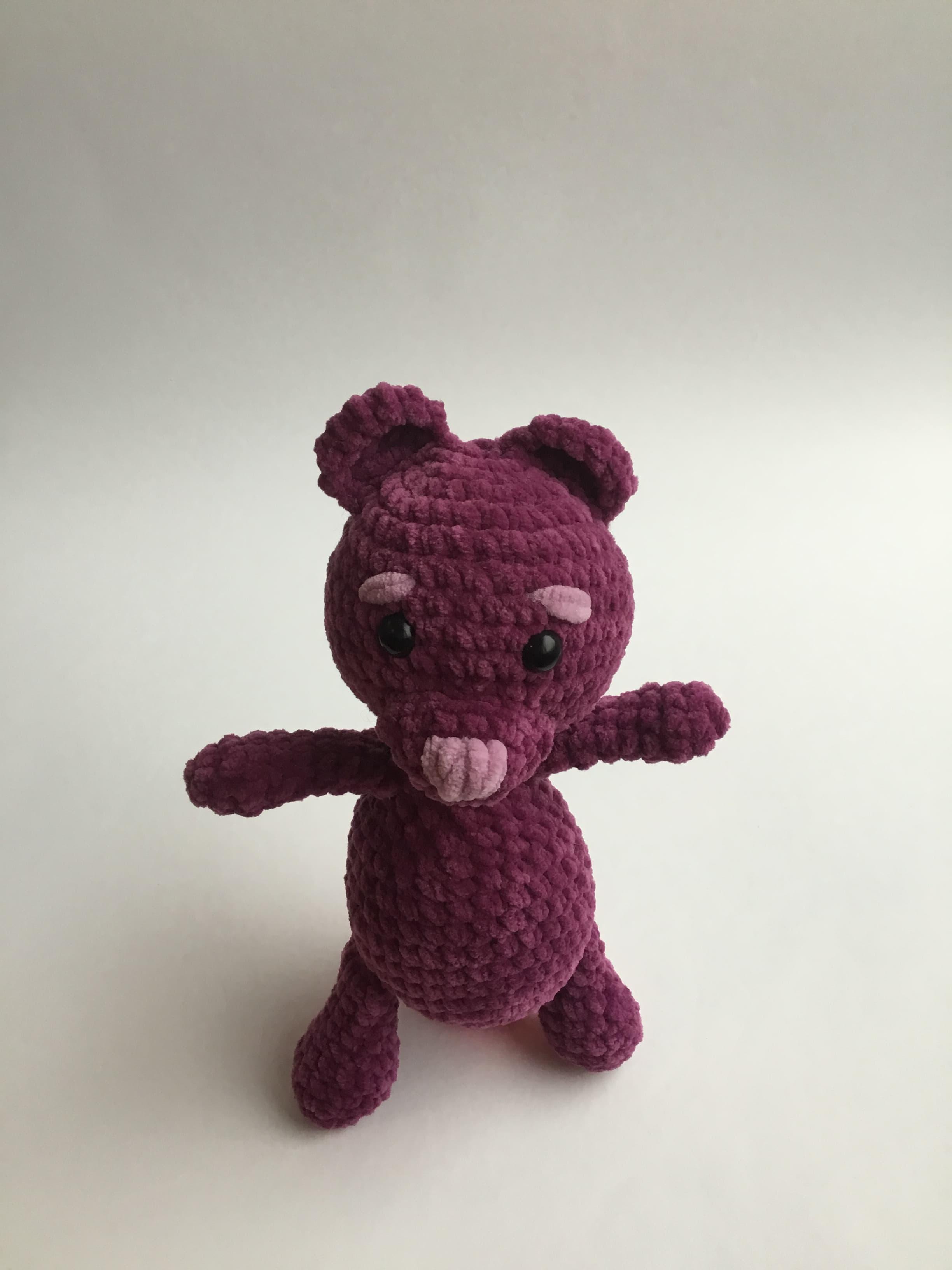 medvídek kompletní